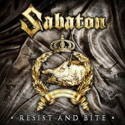 SABATON Resist And Bite