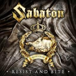 SABATON Resist And Bite