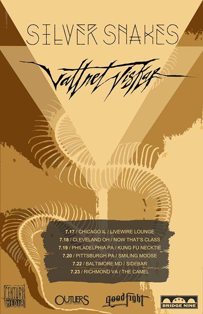 VattnetViskar-SilverSnakes-tour