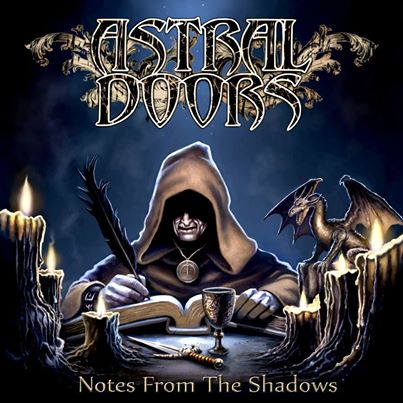 Astral Doors Album Cover