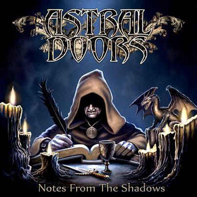 Astral Doors Album Cover
