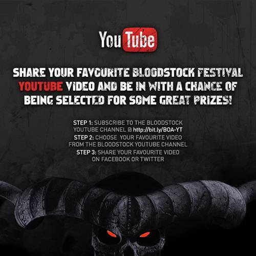 Bloodstock Youtube