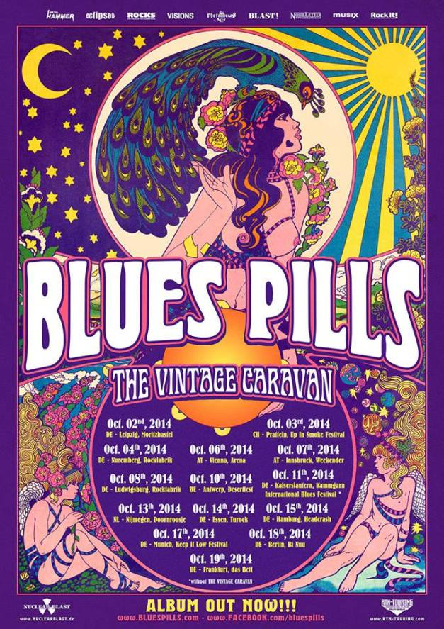 BluesPills-tour-flyer