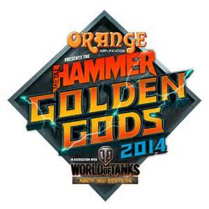 Metal Hammer Golden Gods logo