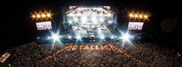 Metallica-stage