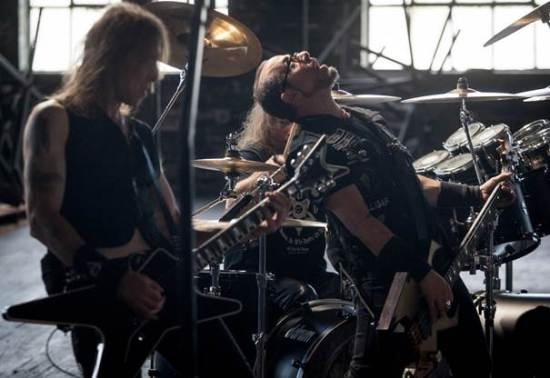 OVERKILL – shot new music videos