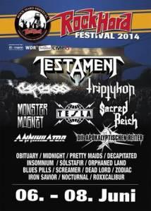 RockHard Fest 2014
