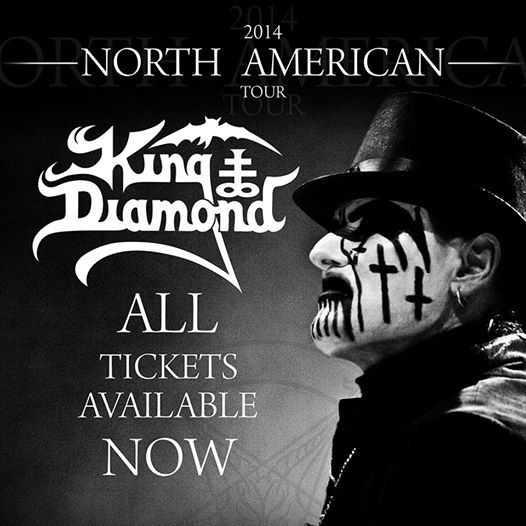 King Diamond Tour