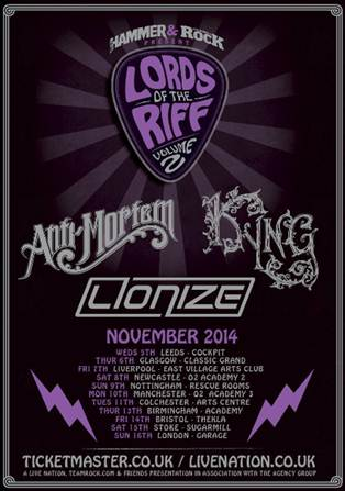 Lords Of The Riff