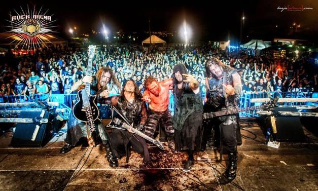 Noctem - Rock Arena 2014