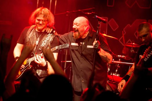 Paul Di'Anno - photo by Kara Rokita