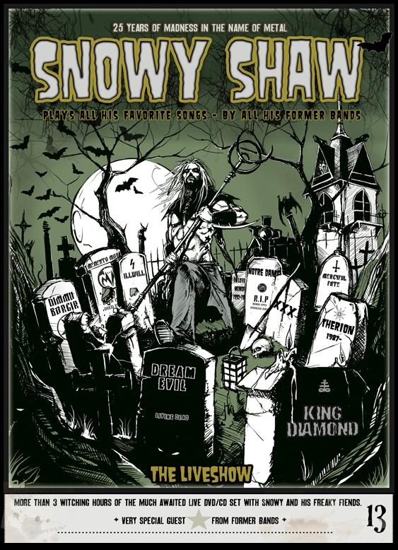 SnowyShaw-Live-flyer