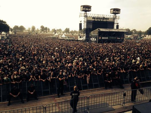 Wacken Open Air 2014 By Peter Baltes