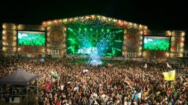 ACCEPT Woodstock Festival 2014 - © BMM