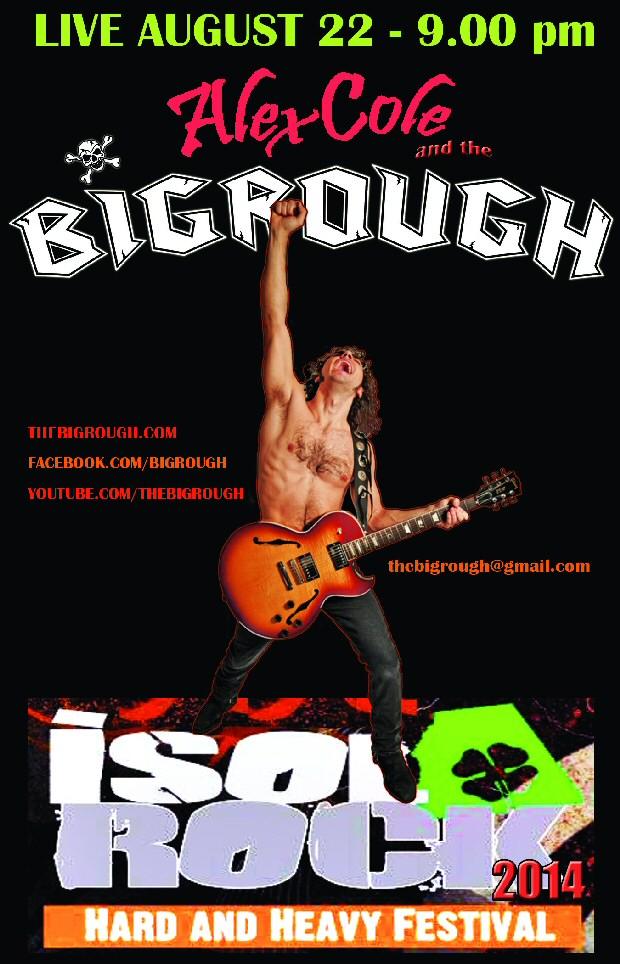 AlexCole-Bigrough-flyer