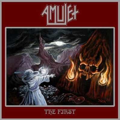 Amulet-cover