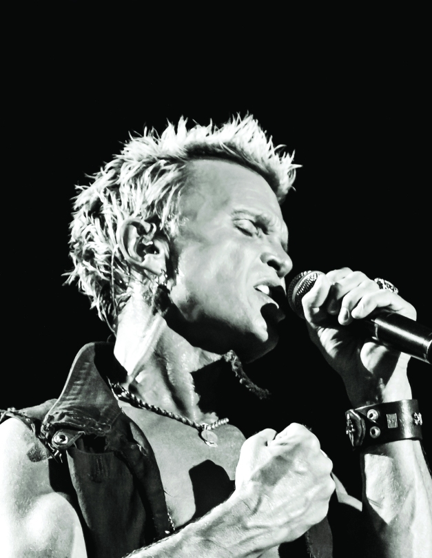 Billy Idol (credit Charles Jischke)