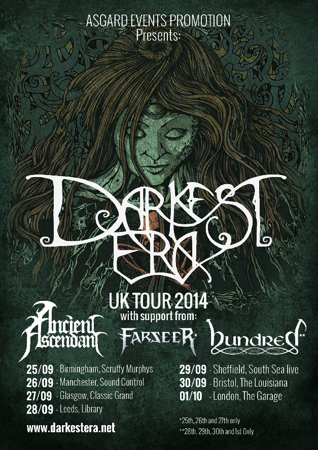 Darkest-Era-UK-tour