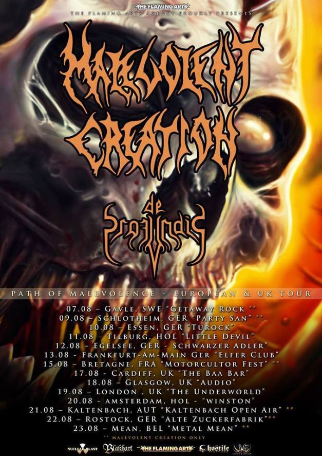 DeProfundis-MalevolentCreation-tour