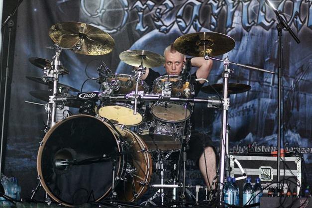 Dreamtale's new drummer Janne Juutinen