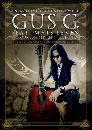 Gus G Acoustic