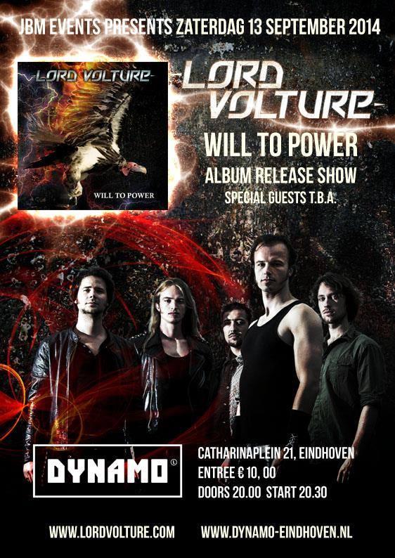 LordVolture-release-show