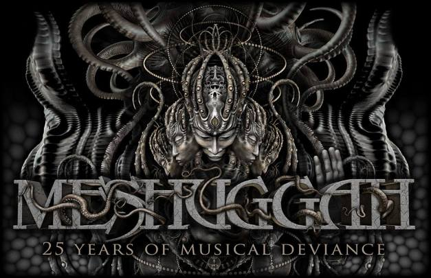 Meshuggah25anniversary