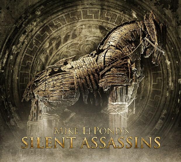 MikeLepond-SilentAssassins-cover