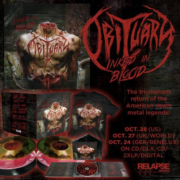 Obituary-album