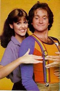 Robin Williams Mork