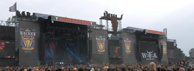 Wacken Stage 2014