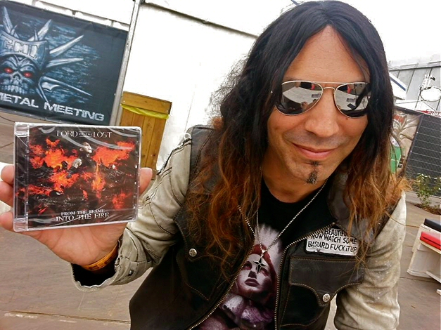 Douglas Blair and Lord Of The Lost CD