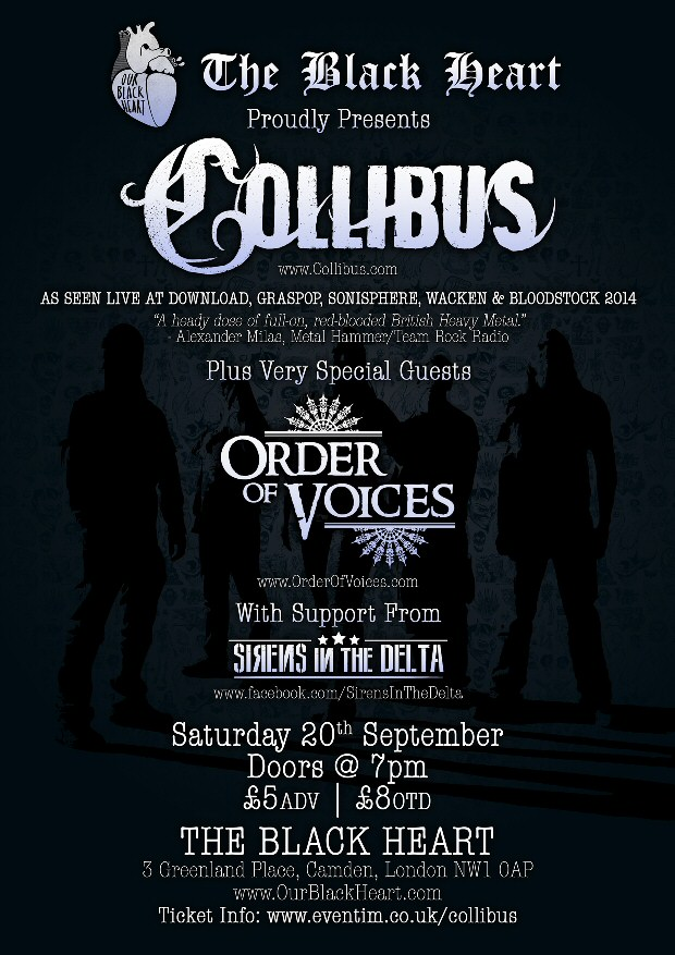 Collibus-London-show