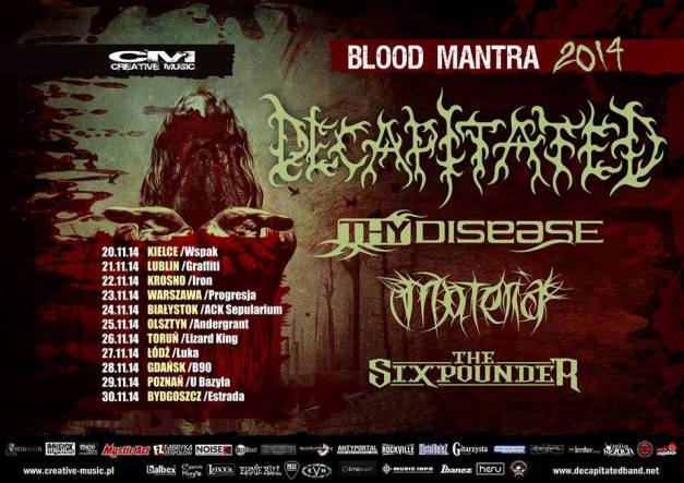 Decapitated-Polish-tour