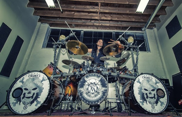 Exorcism drummer 2
