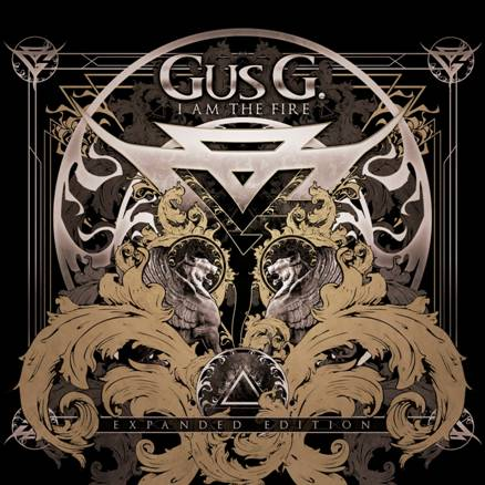 Gus G I Am The Fire Expanded