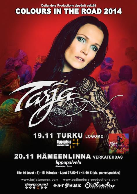 TarjaTurunen-Suomi-tour