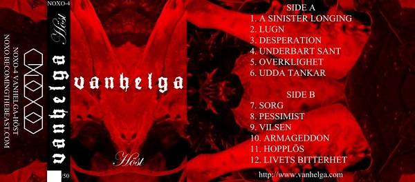 Vanhelga-tape-release