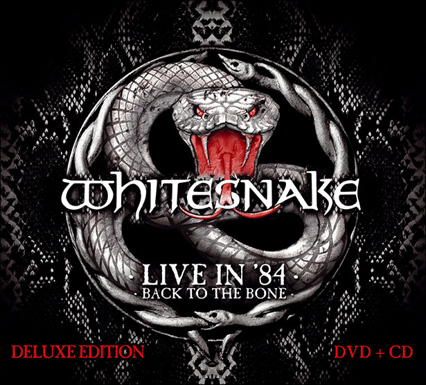 Whitesnake Live In 84