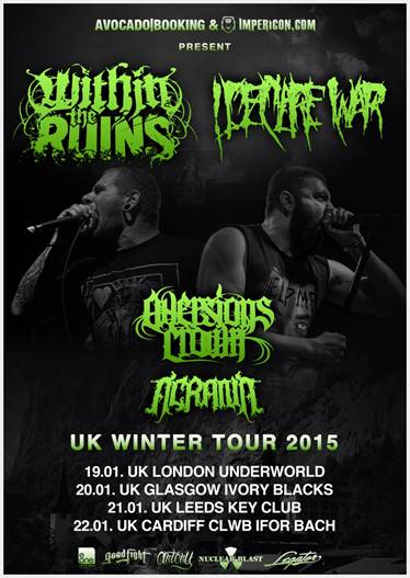 Aversions Crown Tour