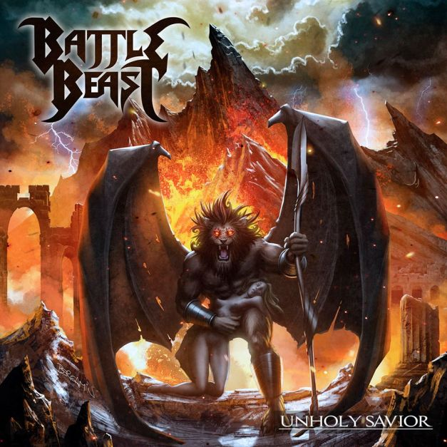 BattleBeast-cover