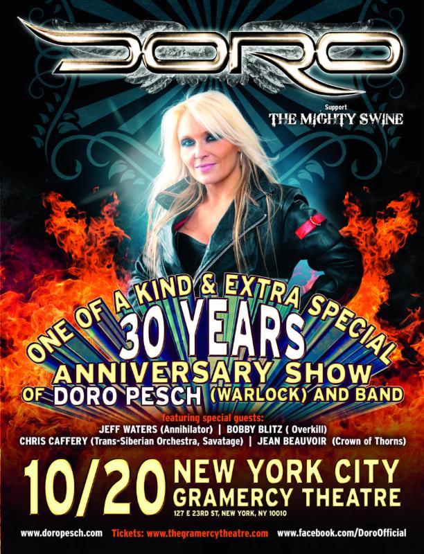 Doro-NY-anniversary-show