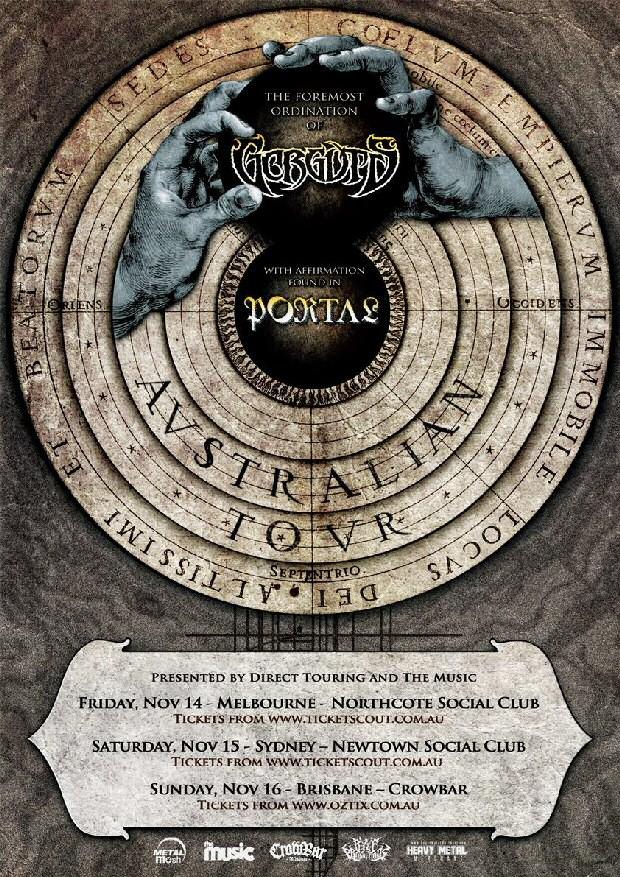 Gorguts-Australian-tour