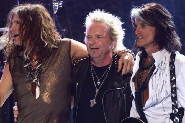Joey Kramer Aerosmith