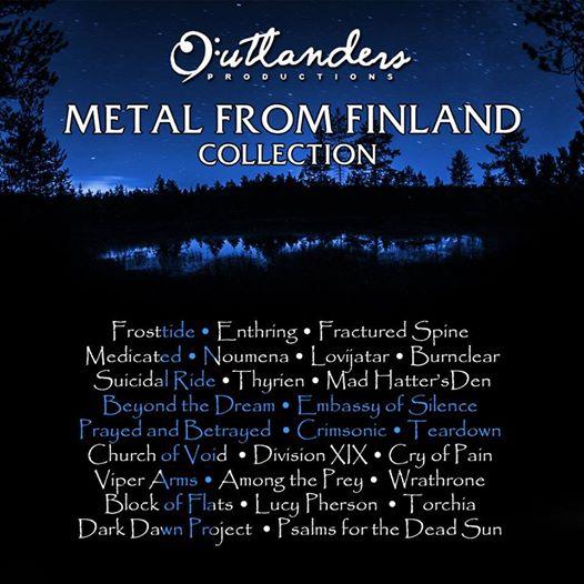 MetalFromFinland-Compilation