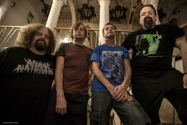 Napalm Death band
