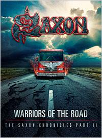 Saxon Warriors Of The Road