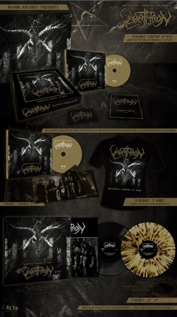 Varathron Album Packs