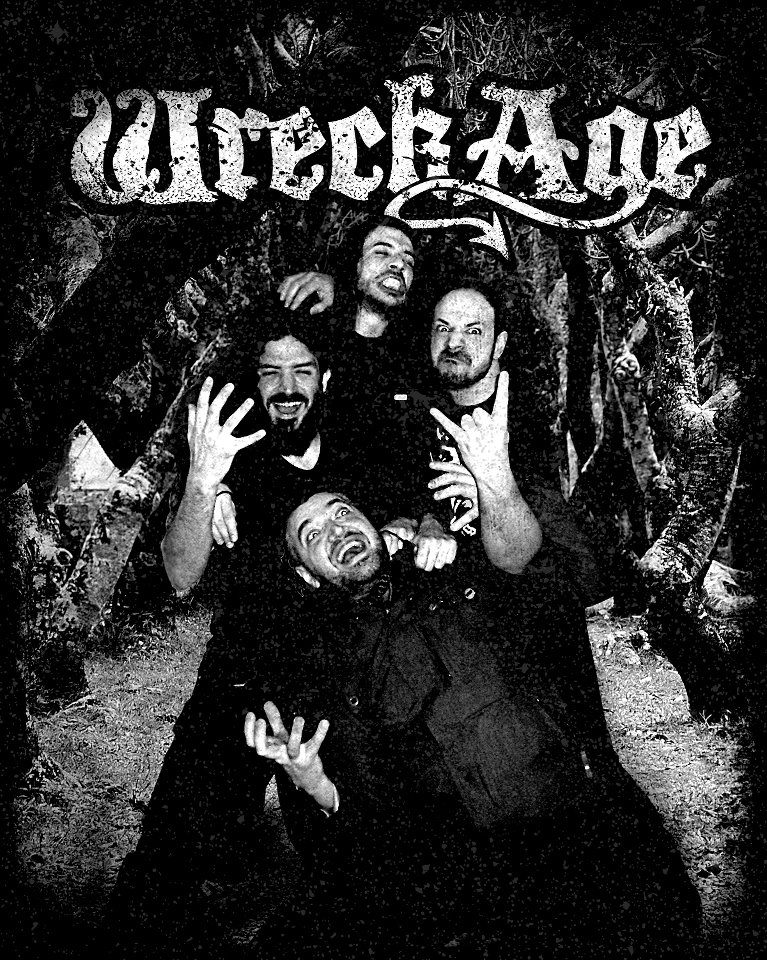 Greek WRECKAGE Joins PRC MUSIC, To reissue �Rise in Ruins� | Metal ...