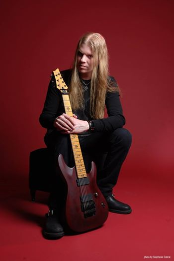 Arch Enemy Jeff Loomis
